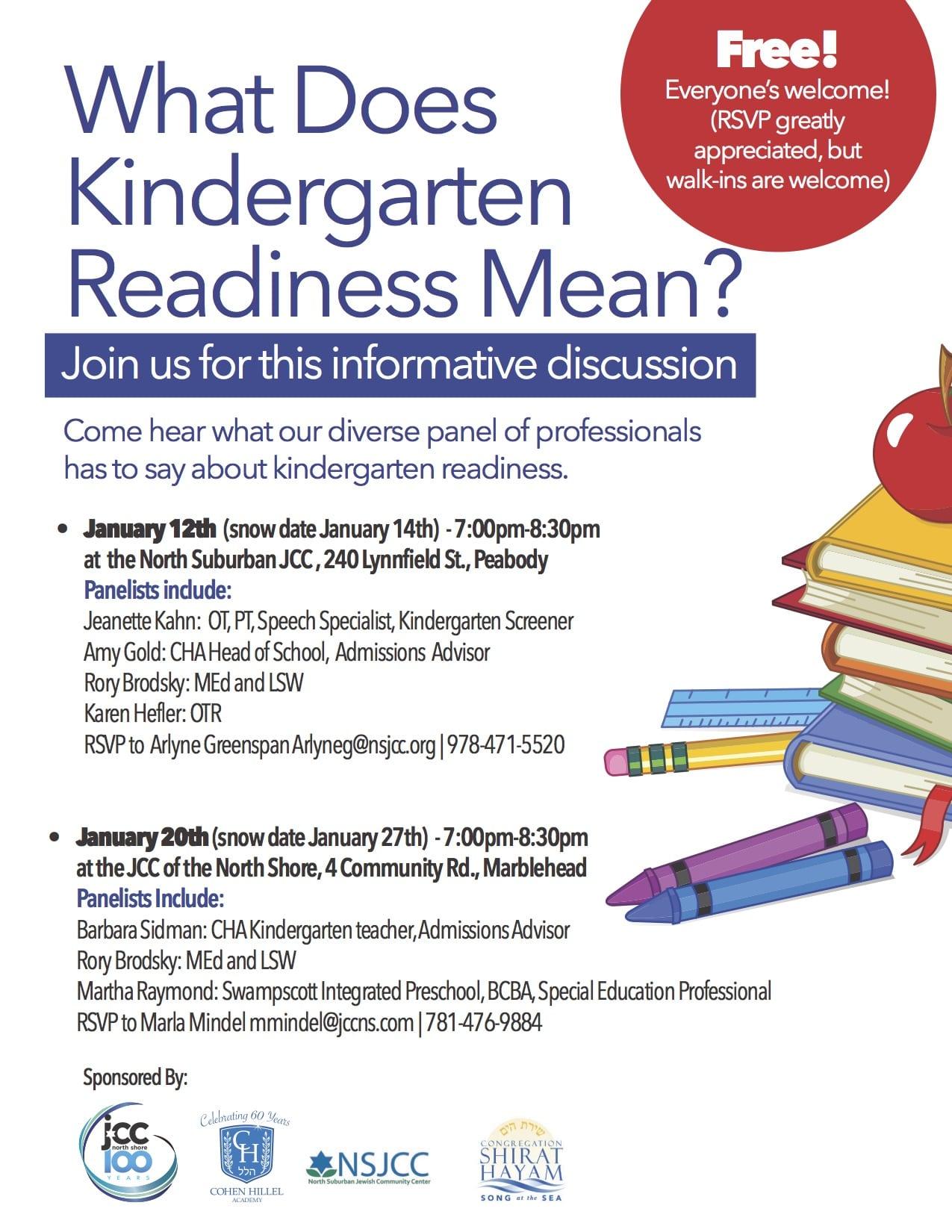 Kindergarten Readiness Calendar United Way : What does kindergarten readiness mean